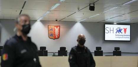 Ex-secretária nazista que tentou fugir é julgada na Alemanha