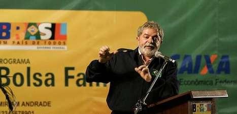 Lula defende criação de novo Bolsa Família pagando R$ 600