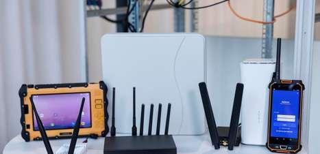 Nokia amplia seu portfólio de dispositivos para redes privadas