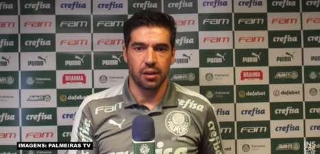 """PALMEIRAS: aponta Veiga e Scarpa como 'jogadores complementares' dentro de campo: """"Cada um deles são 50% e juntos fecham 100%"""""""