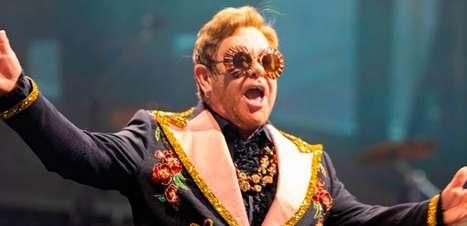 Elton John lança álbum com Dua Lipa, Miley Cyrus e mais