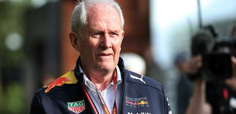 Marko diz que Red Bull F1 encontrou um 'antídoto' para a velocidade de reta da Mercedes