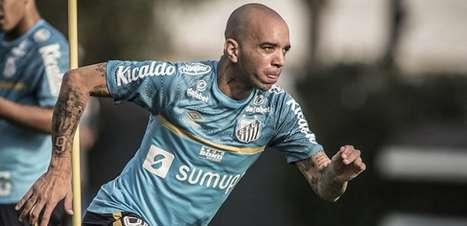 Santos deve ter Madson e Tardelli contra o América-MG