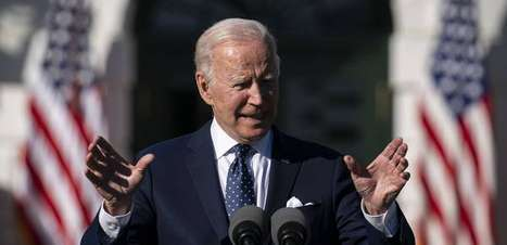 Biden promete defender Taiwan de eventual ataque da China