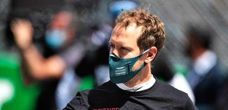 Vettel espera que Verstappen tenha um carro melhor no final da temporada da F1
