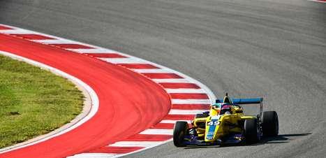 Pulling supera favoritas e conquista pole para corrida 1 da W Series nos EUA