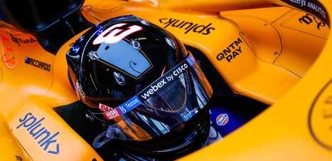 """Dupla da McLaren admite derrota em Austin, mas mantém cabeça em """"resposta"""" à Ferrari"""