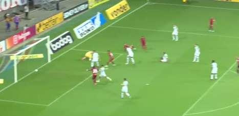 SÉRIE A: Gols de Bahia 3 x 0 Chapecoense