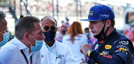 """Jos Verstappen: """"Acho que a Mercedes F1 presumiu que venceria nos EUA"""""""