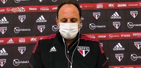"""SÃO PAULO: Ceni vê equipe competitiva em derrota para o Bragantino e lamenta: """"Não tivemos a qualidade para o arremate final pro gol"""""""