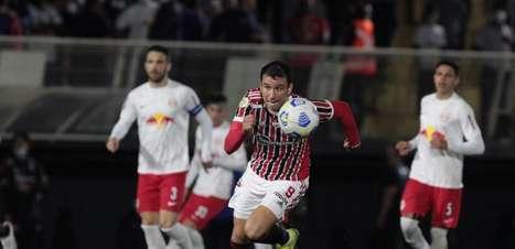 Ceni fala sobre oportunidades perdidas pelo São Paulo em derrota contra o Red Bull Bragantino