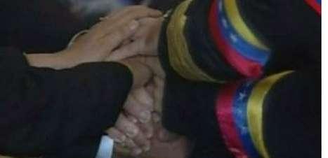 Chefes de Estado se unem e prestam última homenagem a Chávez