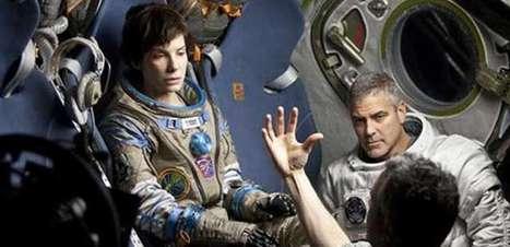 Trailer: Clooney e Bullock estão juntos no espaço em 'Gravidade'
