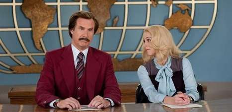 Tudo por um Furo: Telejornal vira comédia com Will Ferrell
