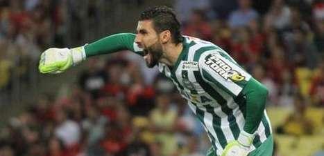 Chicão perde pênalti em jogo do Flamengo; veja