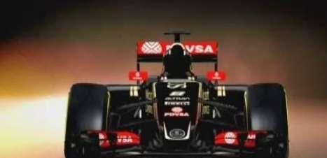 Confira, em imagens, nova Lotus para temporada 2015 da F1