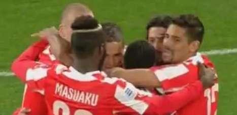 Veja os gols de Olympiacos 2 x 0 Skoda Xanthi pelo Grego