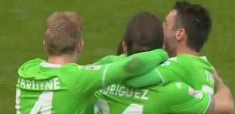 Veja lances de Wolfsburg 3 x 1 Stuttgart pelo Alemão