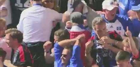 Bundesliga: veja os gols de Hamburgo 2 x 0 Schalke 04