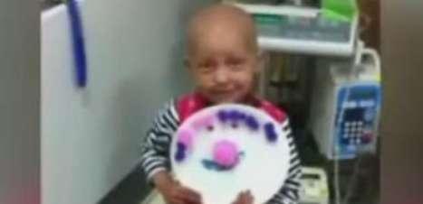 Doador de medula encontra garota que salvou