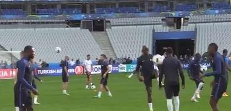 Anfitriã, França enfrenta Romênia na abertura da Eurocopa