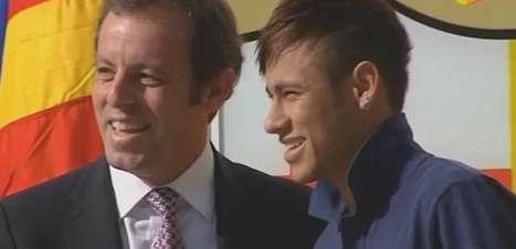 Barcelona admite dois delitos fiscais em caso Neymar