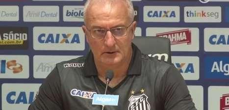 Dorival revela que esperava sofrimento do Santos diante do Coritiba
