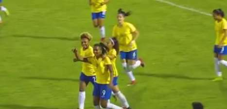 Brasil bate Uruguai por 3 a 0 no Sul-americano Sub-20