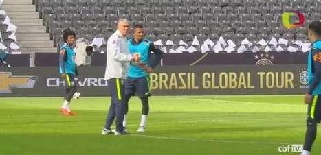 Seleção Brasileira se vê pronta para enfrentar a Alemanha