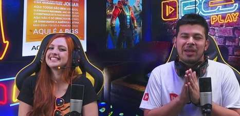 Gameplay com Alice Gobbi e a visita da OEX Game na BGS!