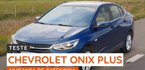 Novo Onix Plus fica melhor em tudo e sobe de categoria