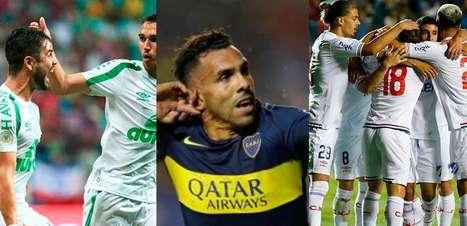 As equipes que nunca caíram no futebol sul-americano