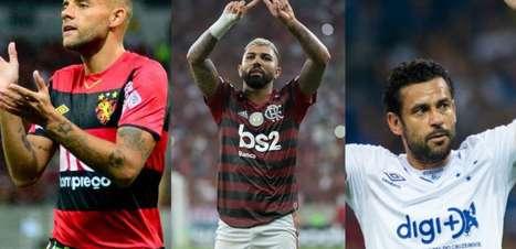 Confira os maiores artilheiros do futebol brasileiro na temporada 2019