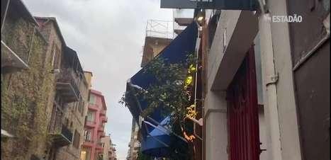 O bairro de Carlos Ghosn em Beirute