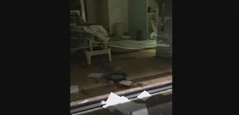 Líbano: estúdio de pilates fica 100% destruído após explosão
