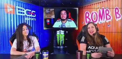 BGS Esports: FURIA enfrenta a SemXorah no CS:GO Feminino