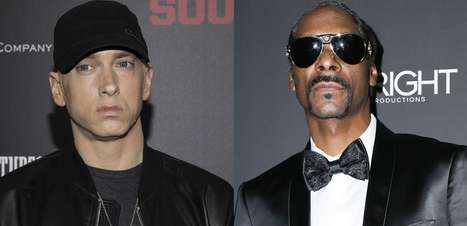 Eminem x Snoop Dogg: entenda a briga entre os rappers