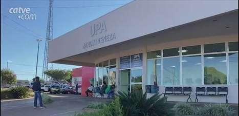 Filha reclama de condições de internamento da mãe na UPA Brasília