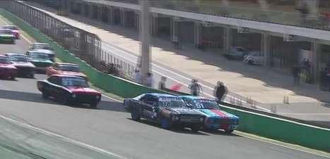 Old Stock tem provas agitadas e bom grid em Interlagos