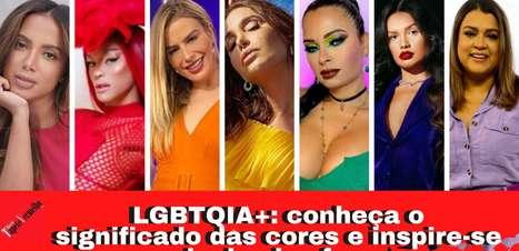 LGBTQIA+: Inspire-se nas cores da bandeira e seu significado