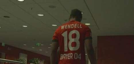 Competitividade vem dos games, diz lateral do Leverkusen