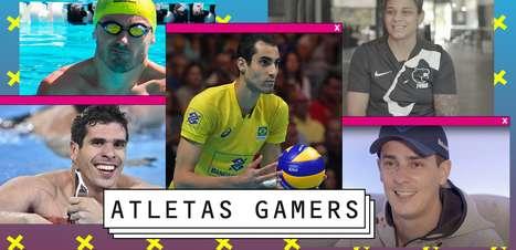 Atletas gamers contam como jogos ajudam no treino