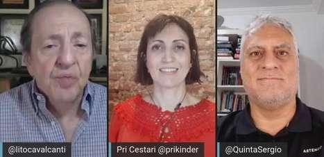 Análise do GP da Bélgica com Lito, Priscila e Quintanilha