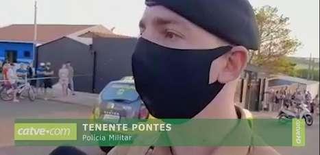 PM confirma que vítimas baleadas no Parque dos Ipês são pai e filha