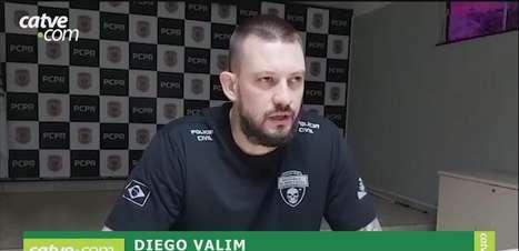 Delegado de Polícia comenta prisão de acusado de matar Alex Nunes de Carvalho