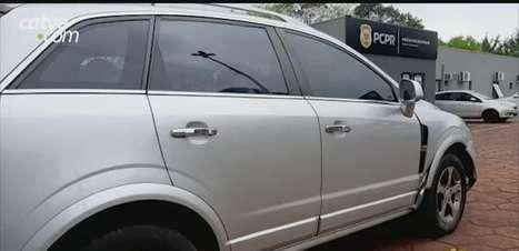 Veículo que pode estar envolvido em acidente fatal na Rio da Paz é levado à Delegacia