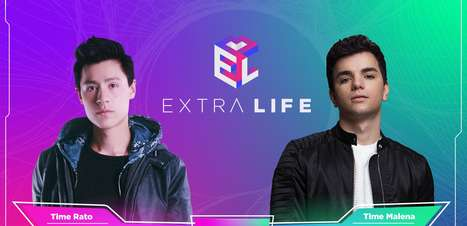 Disputa de Liu e Santti rende tensão e risadas no Extra Life