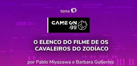 ON.GG: Elenco do filme de Os Cavaleiros do Zodíaco