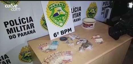 Trio é abordado com drogas no Interlagos e encaminhado a 15 SDP