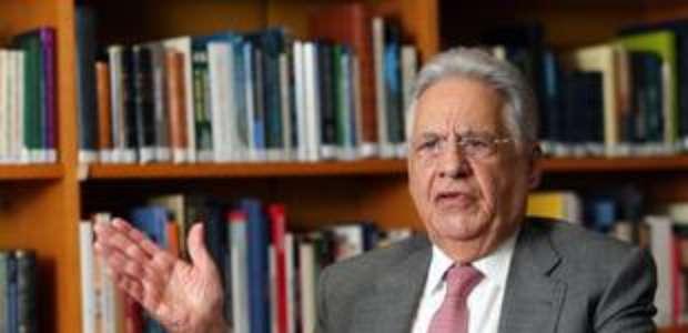 FHC lamenta 'pedras lançadas' antes de governo Bolsonaro